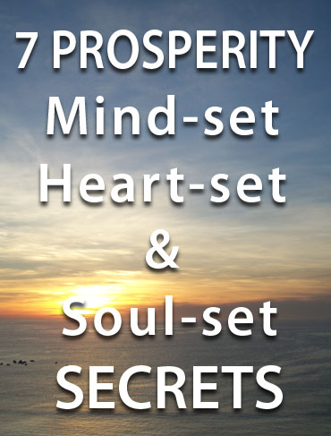 Olivia Lobell 7 Prosperity Mind set Heart set Soul set Secrets 7 Prosperity Mind set, Heart set & Soul set Secrets for Becoming a Client Magnet in the New Year